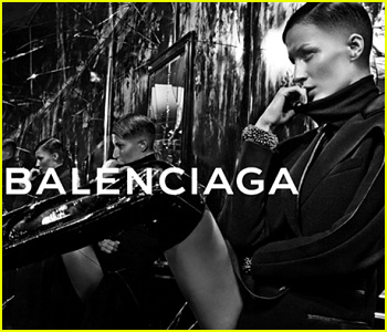 Gisele Bundchen Sports Shaved Head for Balenciaga's Sexy Fall 2014 Campaign!