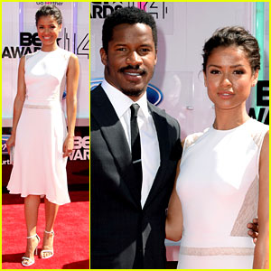 Gugu Mbatha-Raw & Nate Parker Go 'Beyond the Lights' at BET Awards 2014