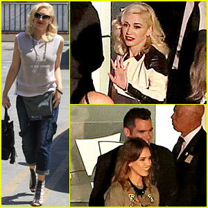 Gwen Stefani Surprises Audience, Sings 'Hollaback Girl' with Pharrell at Hollywood Bowl - Watch Now!