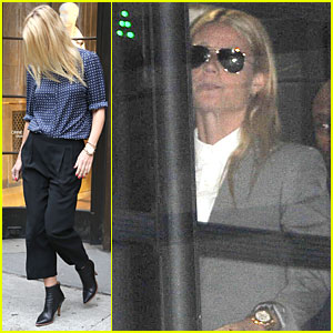 Gwyneth Paltrow Believes Water Changes Based on It's Environment!