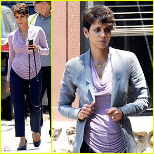 Halle Berry Has 'Extant' On Her Mind After Reaching Child Support Settlement!