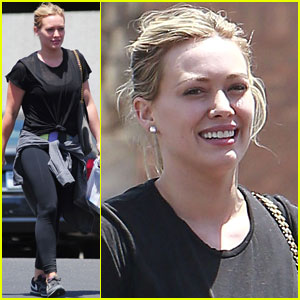 Hilary Duff is So Grateful to Have Mike Comrie!