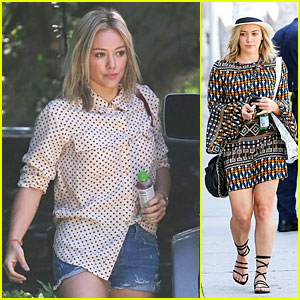 Hilary Duff & Mike Comrie Are Doing Great, Her Sister Haylie Says!