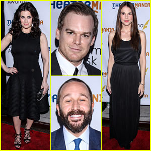 Idina Menzel & Sutton Foster Are Gorgeous Nominees at Drama Desk Awards 2014!