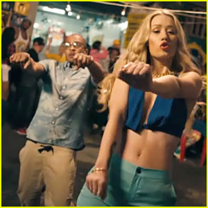 Iggy Azalea Flaunts Toned Tummy in T.I.'s 'No Mediocre' Music Video - Watch Now!