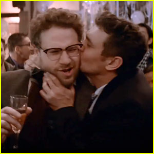 James Franco & Seth Rogen Want to Kill North Korea's Kim Jong-Un in 'Interview' Trailer - Watch Now!