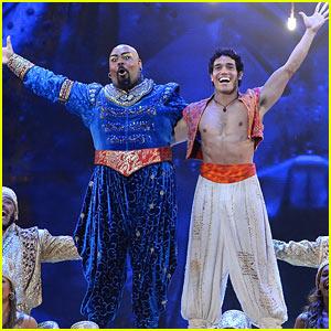Award Winner James Monroe Iglehart Brings the House Down with Aladdin's 'Friend Like Me' at Tony Awards 2014 (Video)