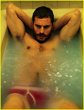 Jamie Dornan Oozes Sex in Nearly Nude 'Interview' Mag Spread!