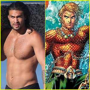 Jason Momoa Playing Aquaman in 'Batman v Superman'?