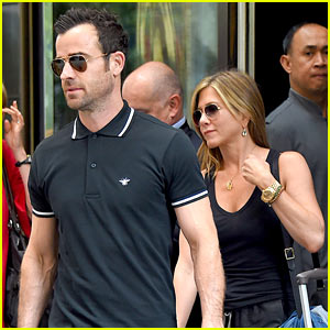 Jennifer Aniston & Justin Theroux Step Out Together After Looking So in Love on the Red Carpet!