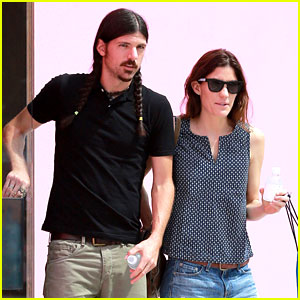 Dexter's Jennifer Carpenter Steps Out with Boyfriend Seth Avett!