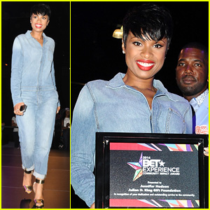 Jennifer Hudson to Sing Brand New Song at BET Awards 2014!