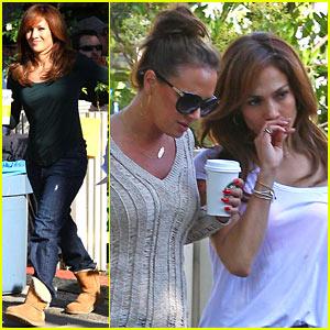 Jennifer Lopez & Maksim Chmerkovskiy Romance Rumors Heating Up After Nightclub 'Flirting'