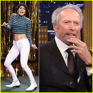 Jennifer Lopez Sings About 'Tight Pants' During 'Tonight Show' - Watch Now!