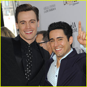 'Jersey Boys' Cast Celebrate Their Movie at L.A. Film Festival