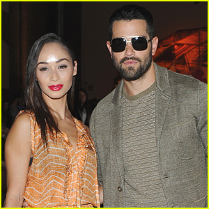 Jesse Metcalfe & Cara Santana Soak Up Fashion Week in Milan