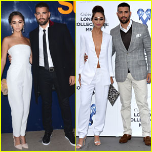 Jesse Metcalfe & Cara Santana Hit London for Charity Event