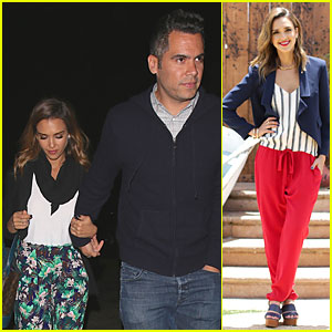 Jessica Alba Hosts Generous Baby Shower For U.S. Navy Families!