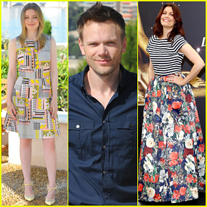 Joel McHale & Gillian Jacobs Take 'Community' to the Monte Carlo Television Festival 2014