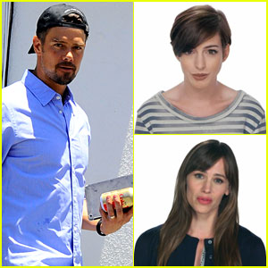 Josh Duhamel, Anne Hathaway & More Want to 'Let Girls Learn' - Watch Here!