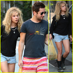 Juno Temple Says Learning to Lap Dance Was Liberating!