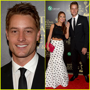 Justin Hartley Steps Out with Girlfriend Chrishell Stause Before His 'Mistresses' Debut Tonight!