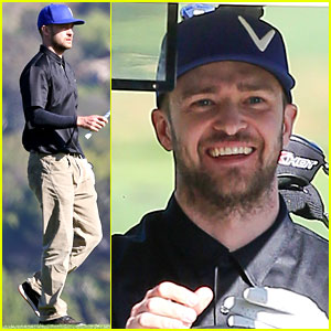 Justin Timberlake Gets a Teen Choice Nom for Male Artist!