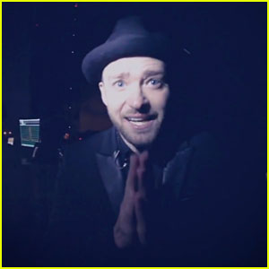 Justin Timberlake Releases New 'Not A Bad Thing' Fan Video!