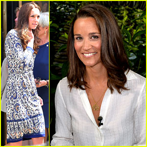 Kate Middleton Steps Out After Pippa's Today Show Interview!