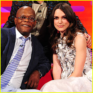 Keira Knightley Had to Do Horrible Sex Faces For An Audition!