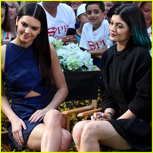 Kendall & Kylie Jenner Dish on Kimye Wedding, Say Brother Rob is Doing Well