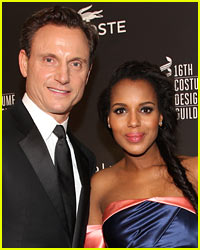 Kerry Washington Teases Tony Goldwyn 'Constantly' When He's in the Director's Chair!
