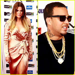 Khloe Kardashian Dances with Boyfriend French Montana in Cute New Video!