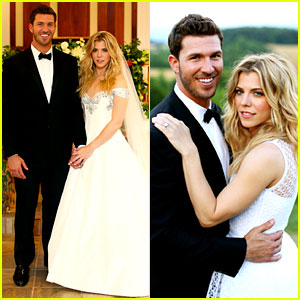 Kimberly Perry & J.P. Arencibia's Wedding Photos Revealed!