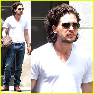 Kit Harington Dishes More Dirt on 'Game of Thrones' Finale!