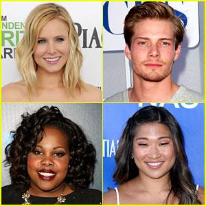 Kristen Bell & Hunter Parrish Lead 'Hair' Cast at Hollywood Bowl!