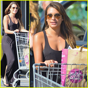 Lea Michele: Skin Care is Just as Important as Taking a Daily Vitamin!