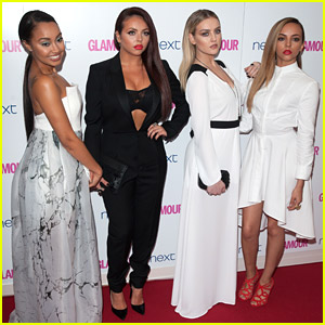 Little Mix: Salute To Style at Glamour Women Of The Year Awards 2014