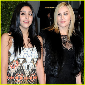 Madonna's Daughter Lourdes Leon Follows in Her Mom's Footsteps, Enrolls in University of Michigan!
