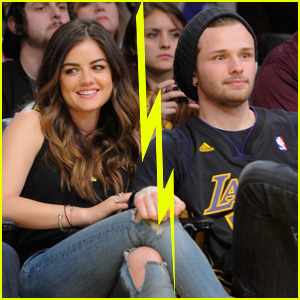 Lucy Hale & Joel Crouse Reportedly Call it Quits