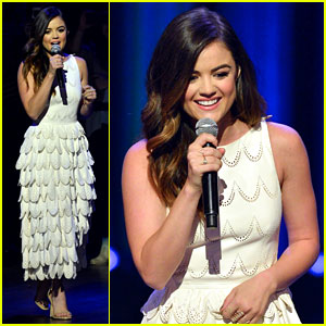 Lucy Hale Makes Her Grand Ole Opry Debut - See the Pics!