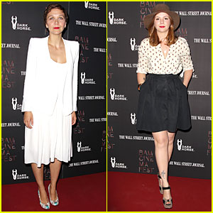 Maggie Gyllenhaal & Amber Tamblyn Learn About Richard Linklater's 'Boyhood'!