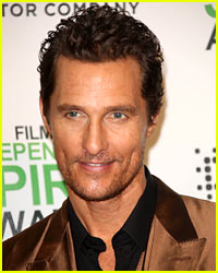 Matthew McConaughey is Open to Doing More 'True Detective'!