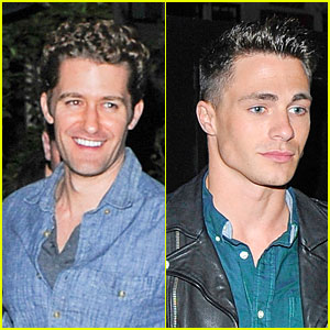 Matthew Morrison Set to Showcase His Artistry in 'Tulip Fever'!