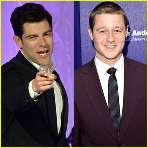 Max Greenfield & Benjamin McKenzie Suit Up for the Chrysalis Butterfly Ball!