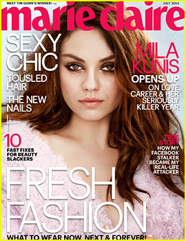 Mila Kunis: Ashton Kutcher is Staying Away From My Vagina D