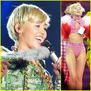 Miley Cyrus Wants Everyone to 'Love Eachother'!