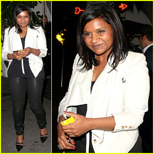 Mindy Kaling Suggests Herself for a 'Star Wars: Episode VII' Role