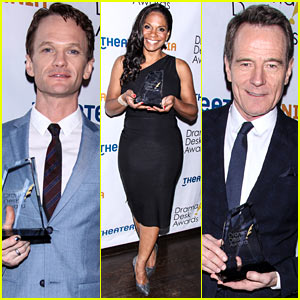 Neil Patrick Harris, Audra McDonald, & Bryan Cranston Win Big at Drama Desk Awards 2014!