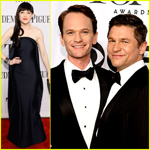 Neil Patrick Harris Might Go from Host to Winner at Tony Awards 2014!